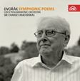 Packshot Dvorak Symphonic Poems - Sir Charles Mackerras