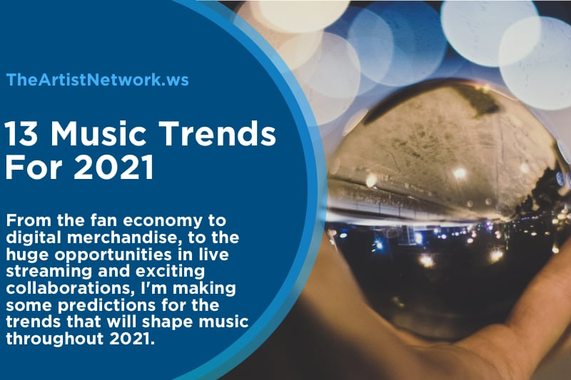 predicting the music trends