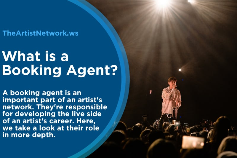 explaining what is a booking agent