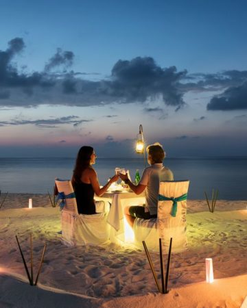 Enjoy a Romantic Destination with your Partner