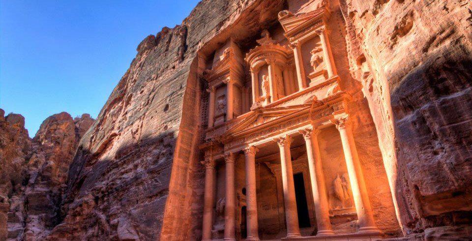 petra jordan customized budget tours