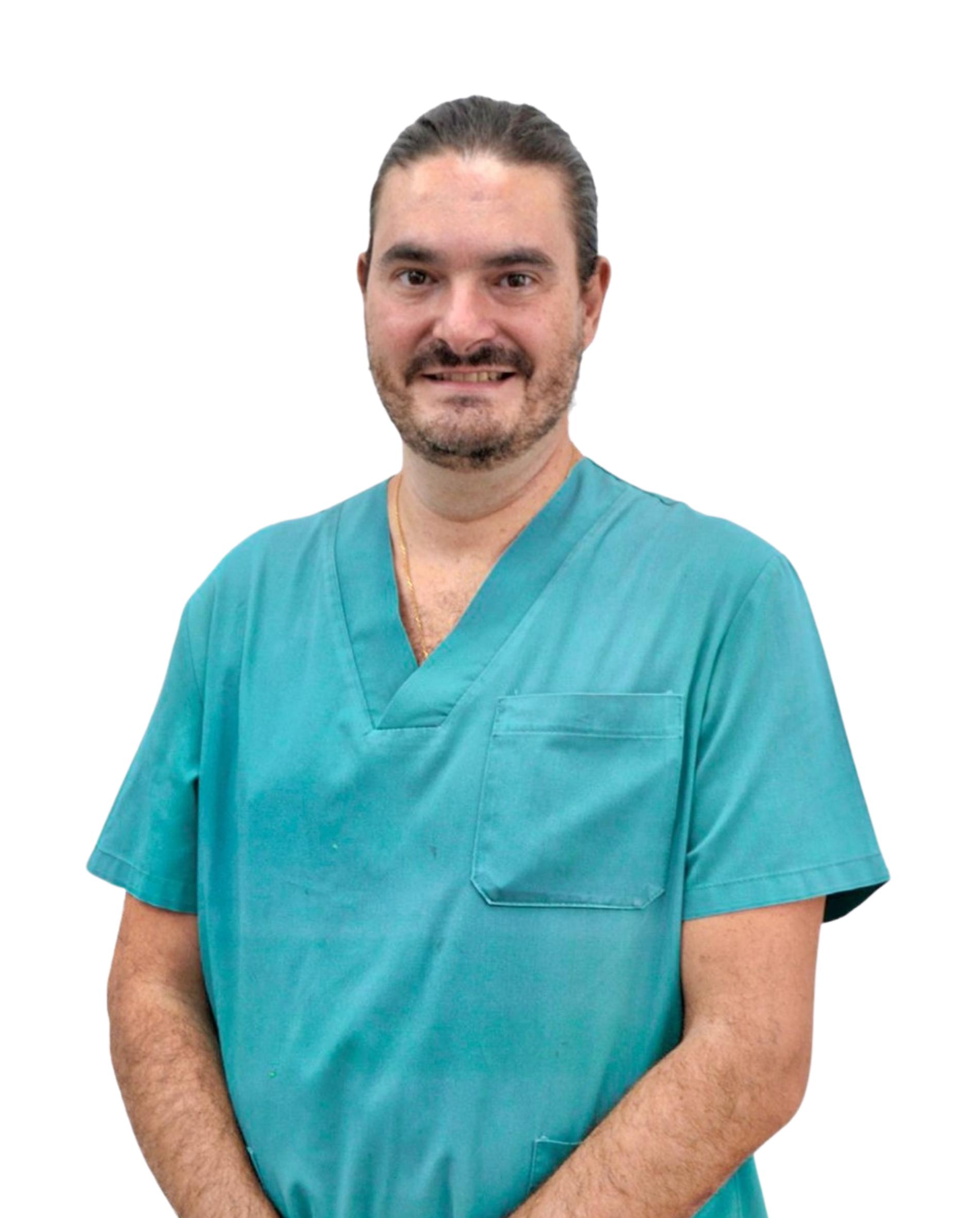 Dr. Ricardo Pérez Hernández