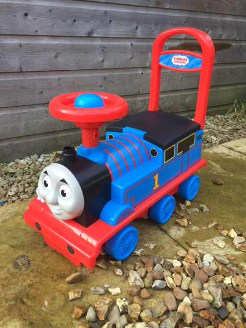 Thomas the Tank Engine ride on toy