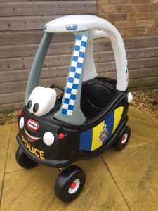 Little Tikes Police car ride on