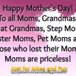 On Mothers Day