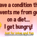 I have a condition