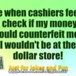 hate when cashiers