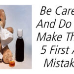 5 First Aid Mistakes People make