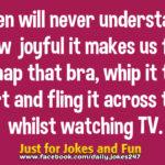 unsnap that bra