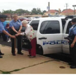 102-year-old Woman Gets Arrested to Check Off Her Bucket List