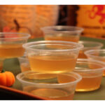 Apple Cider Jello Shots With Fireball Whiskey Recipe.