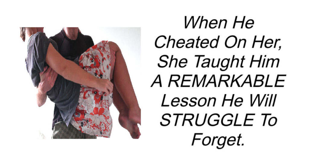 She Taught Him A REMARKABLE Lesson