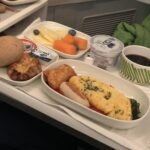 FinnAir-Breakfast