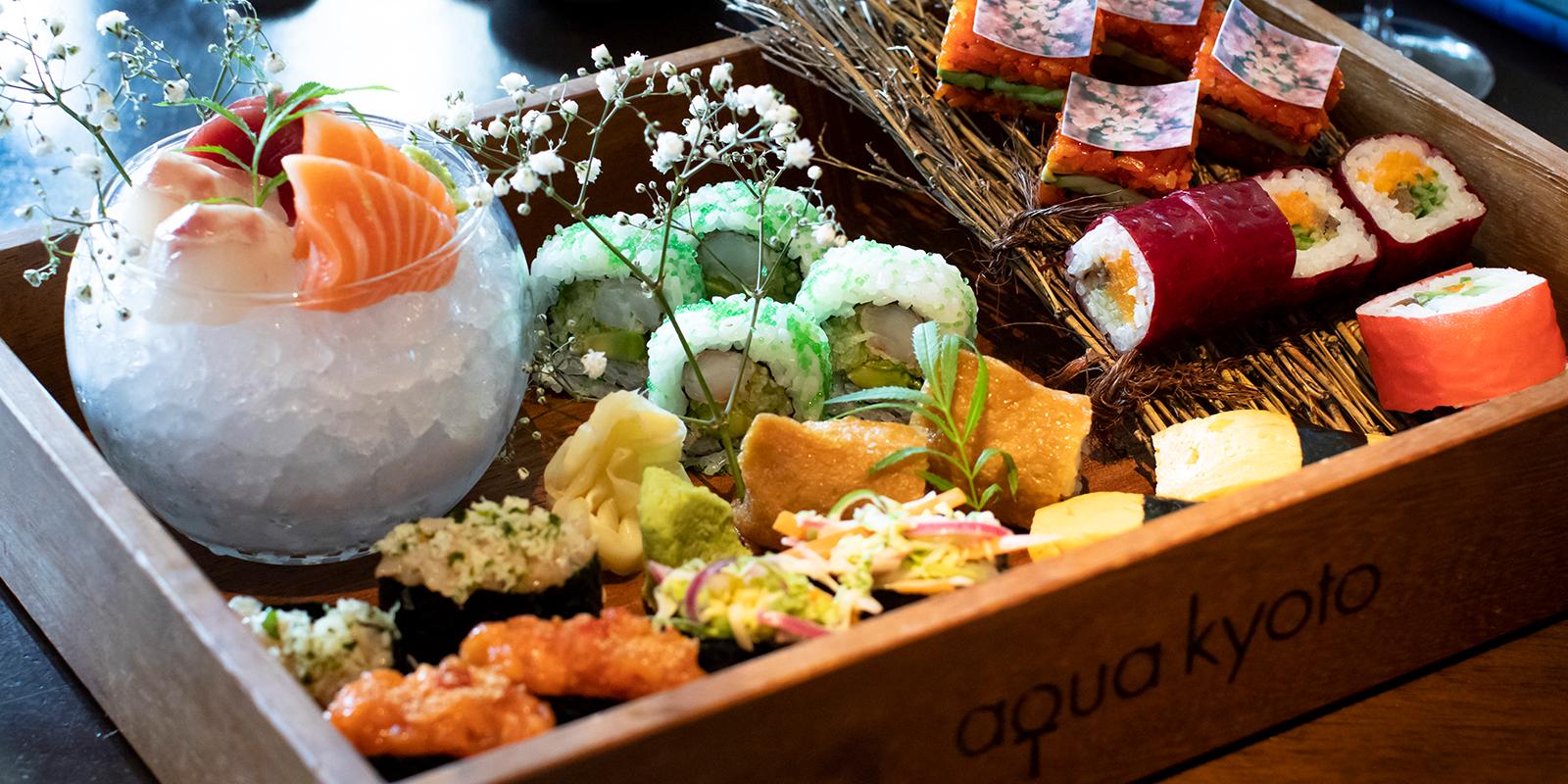 Sunday Brunch at Aqua Kyoto