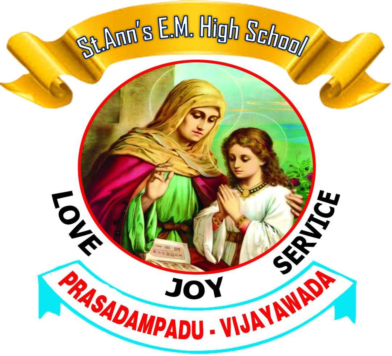 St Ann's CBSE School,Prasadampadu
