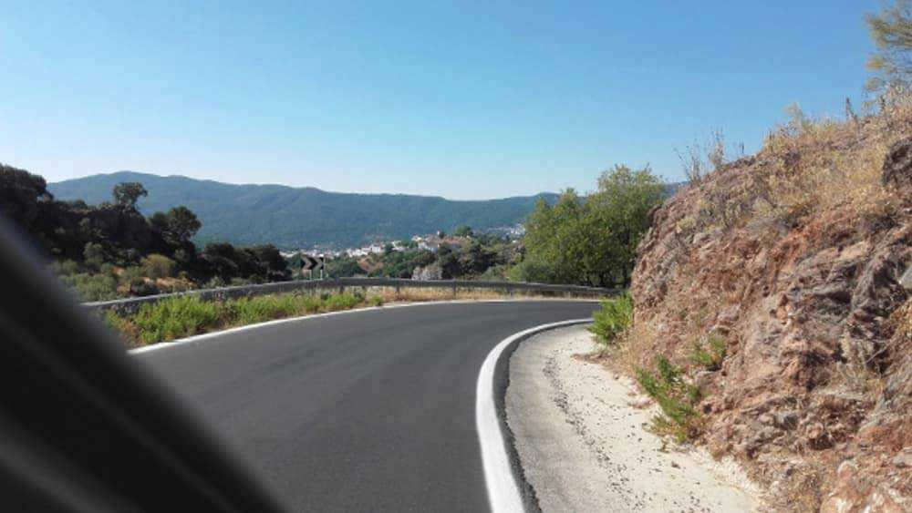 Best Road in Andalucia