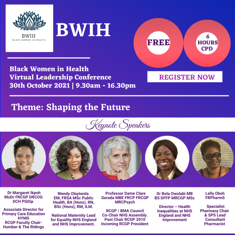 BWIH Conference 2021