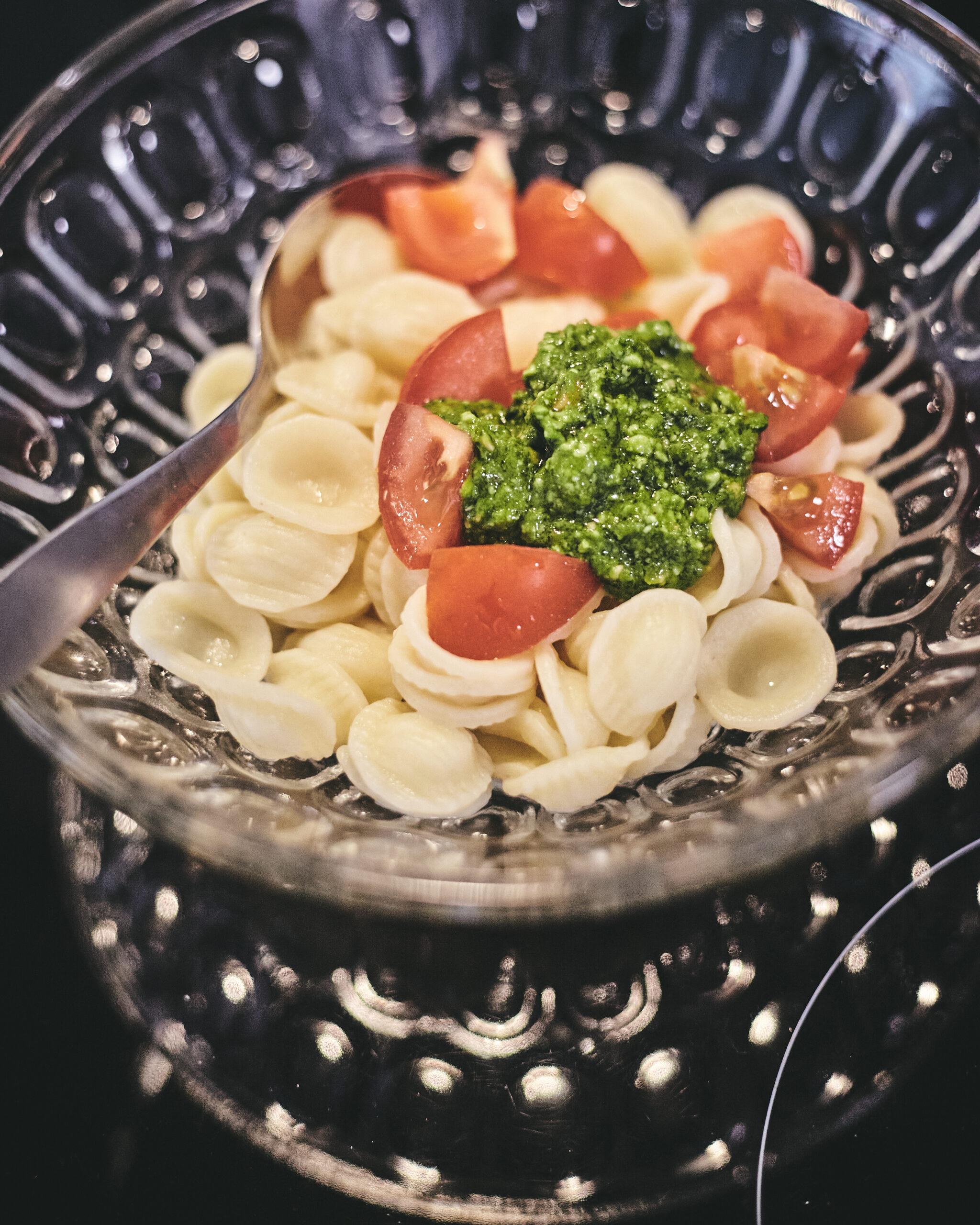 Pesto Nudeln In annas Küche