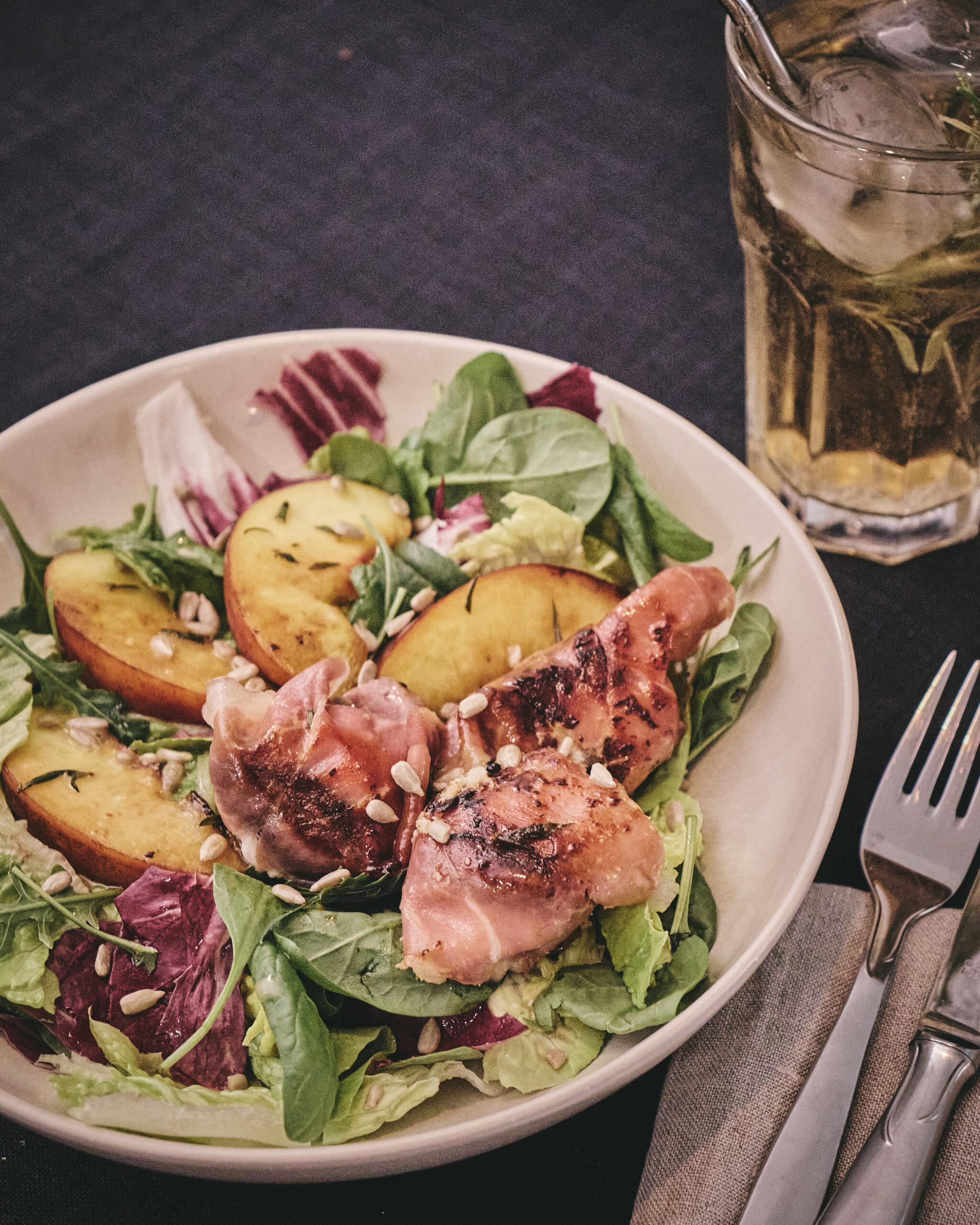 Sommersalat in Annas Küche