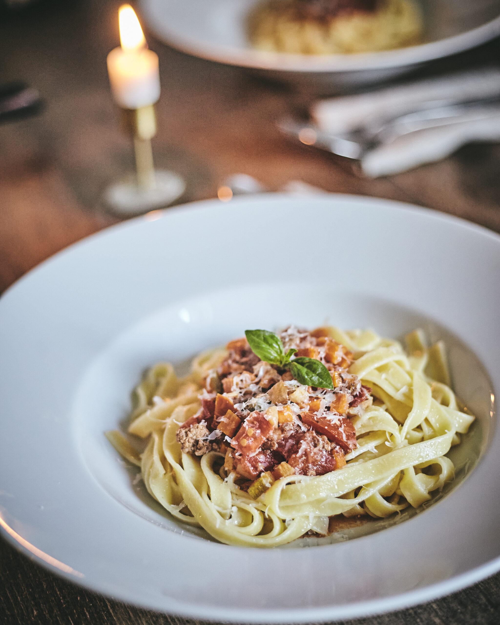 Sauce Bolognese Dinner in Anna´s Küche