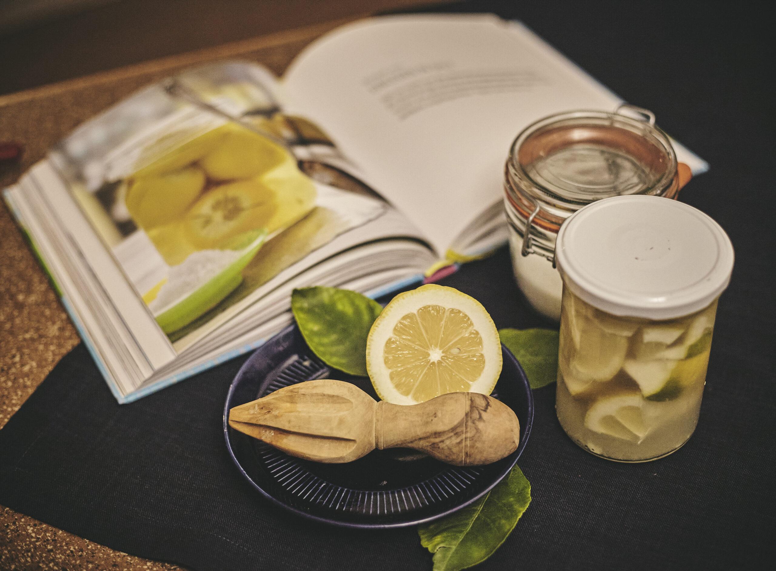 marokkanische Salzzitrone selbst einmachen