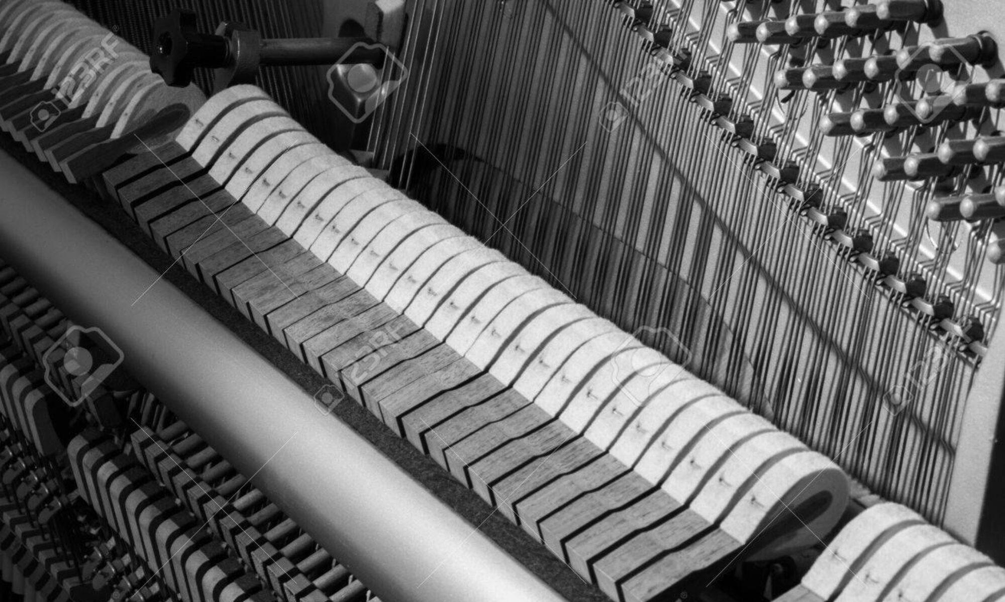Piano Inn 琴棧 丨 鋼琴調音及維修翻新