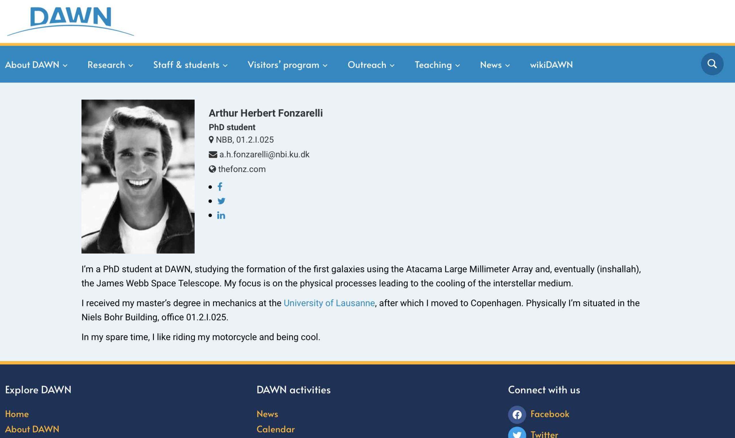 user-webpage