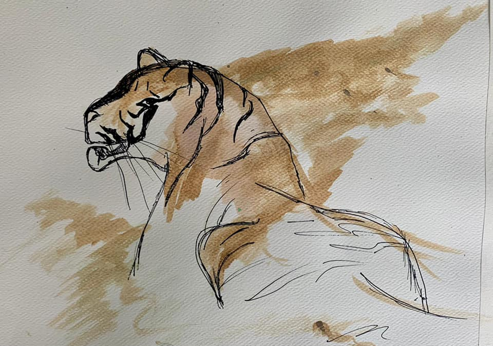 Weekend Art Courses – Pen and Wash