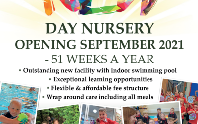 New 51 Week  Day Nursery Opening September