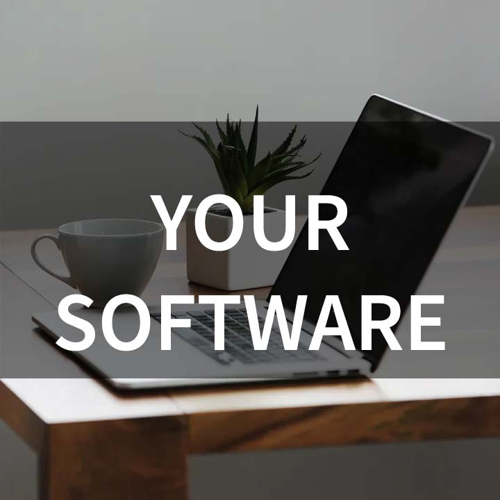 We develop impact software