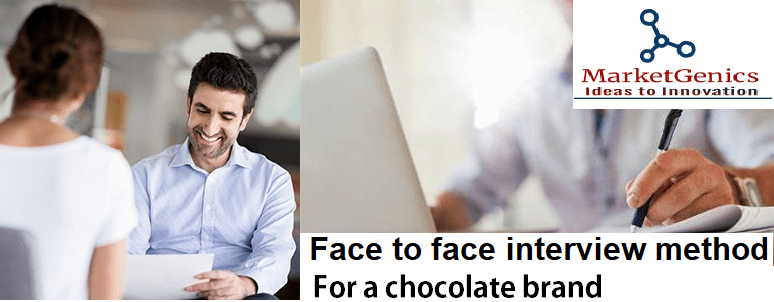 face to face interview method