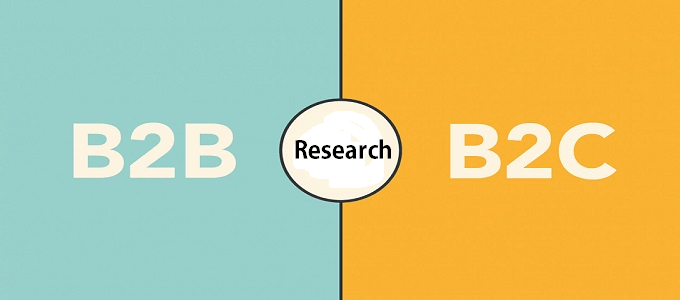 B2B and B2C Research