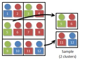 Cluster Population