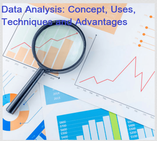 Data Analysis in market research