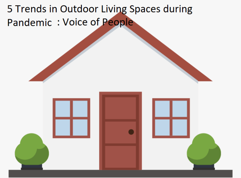 5 trends in Outdoor living space during pandemic