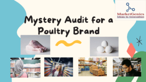 Mystery Audit for a Poultry Brand