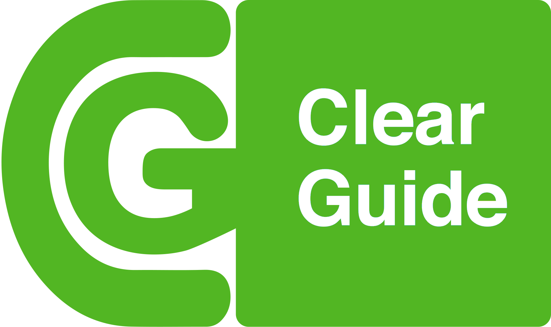 Clear-Guide-Logo-green