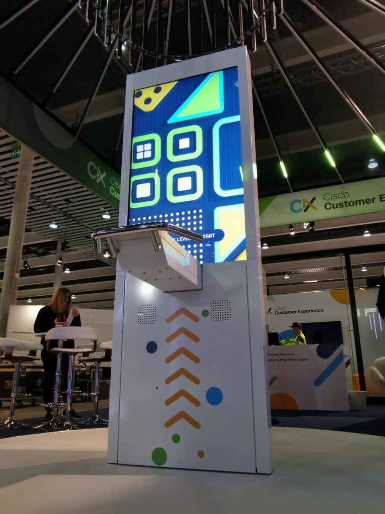 Cisco Live Interactive Totem