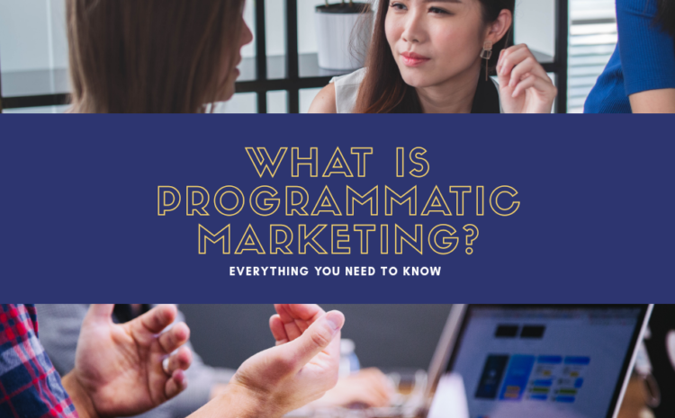 what is programmatic marketing