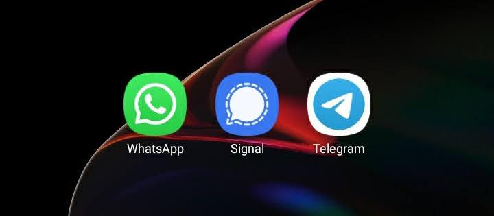Whatsapp Vs Signal and Telegram