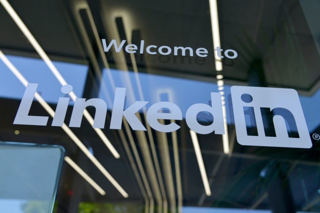 welcome to linkedin