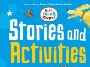 Read With Oxford Stories & Activities