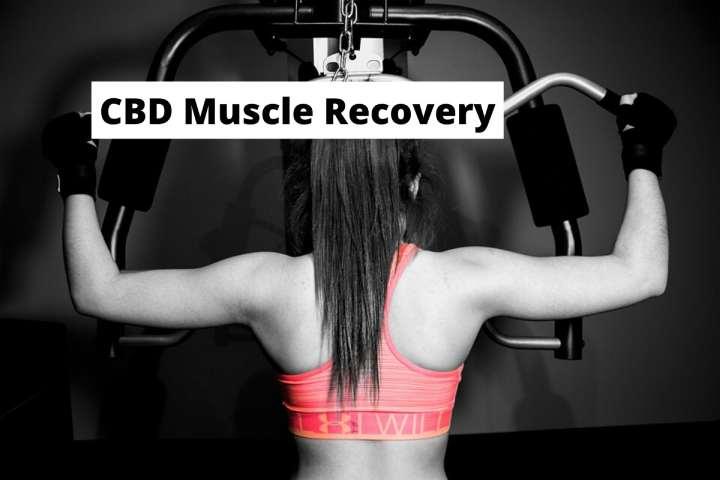 CBD Muscle Recovery