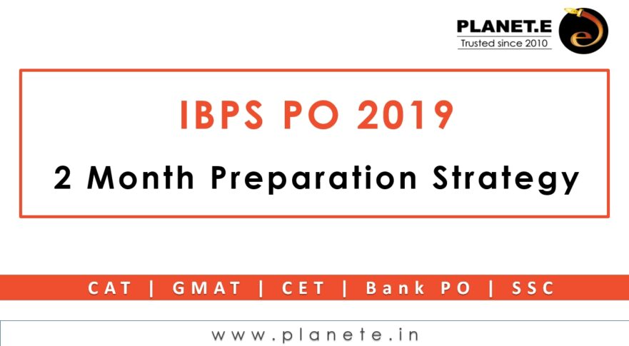 IBPS po 2 month preparation strategy
