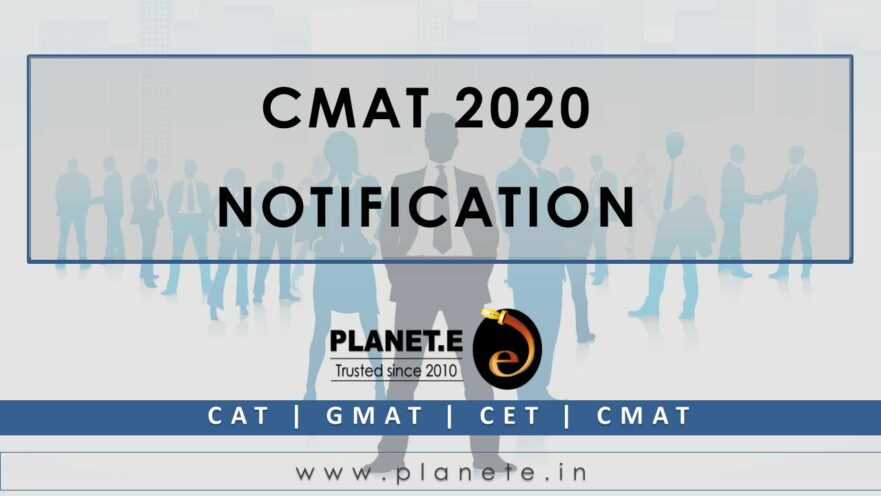 CMAT 2020 Notification