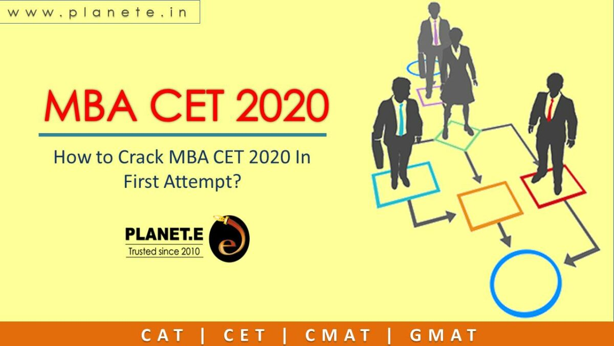 How to Crack MBA CET 2020 in first attempt