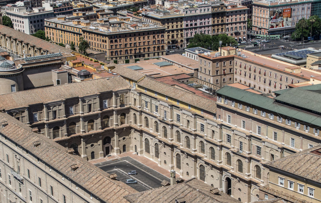 Architectural Beauty Of Rome In Details