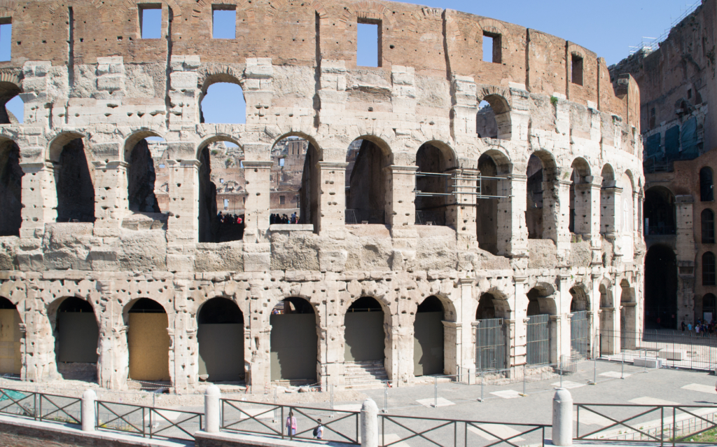 Colosseum – The Theater Of Gladiators