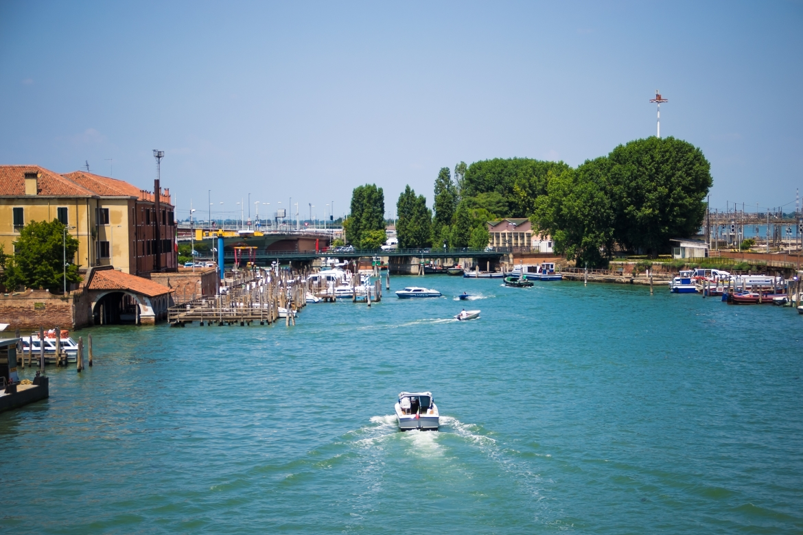 Water Taxi Grand Canal