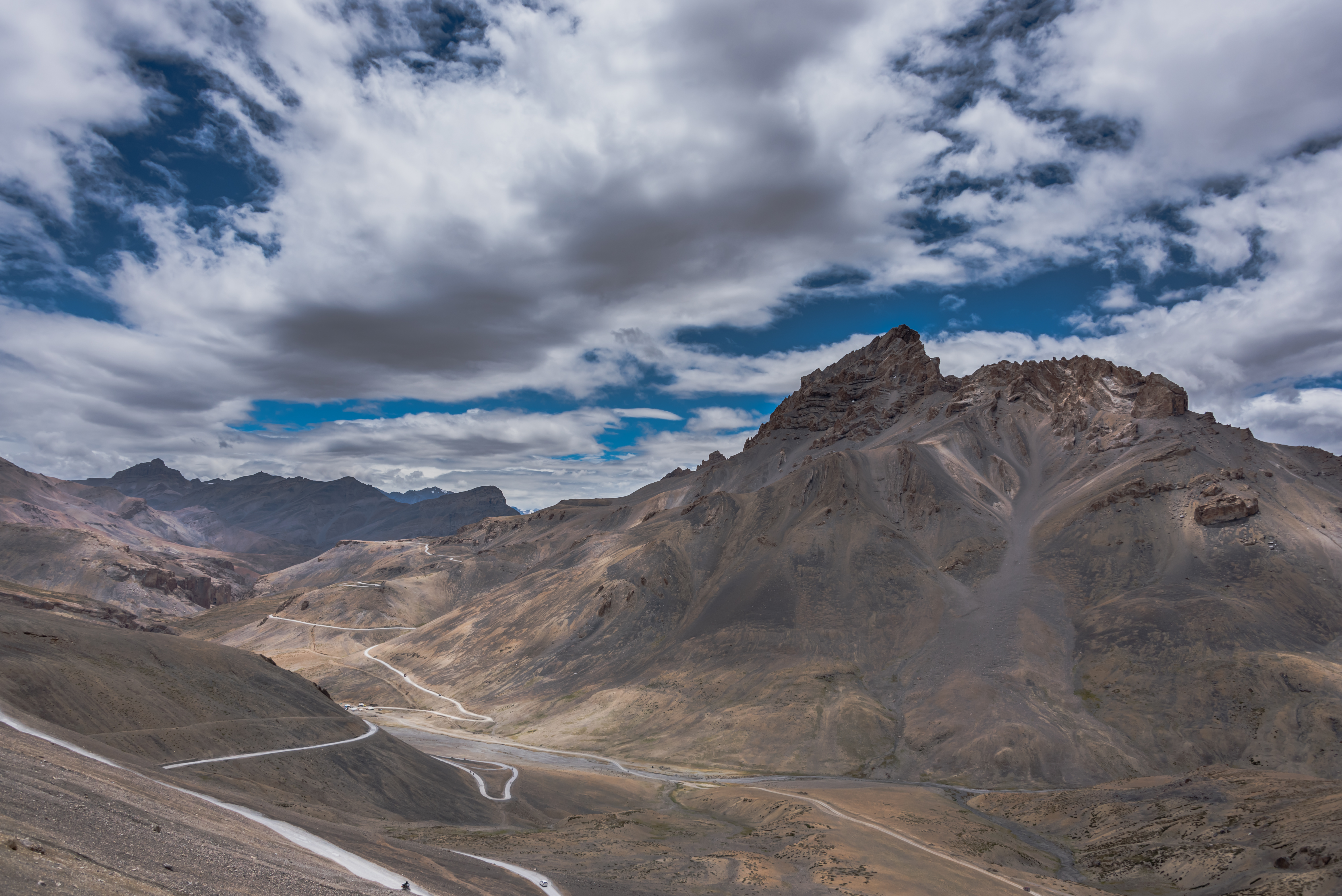 Waves of Himalayas
